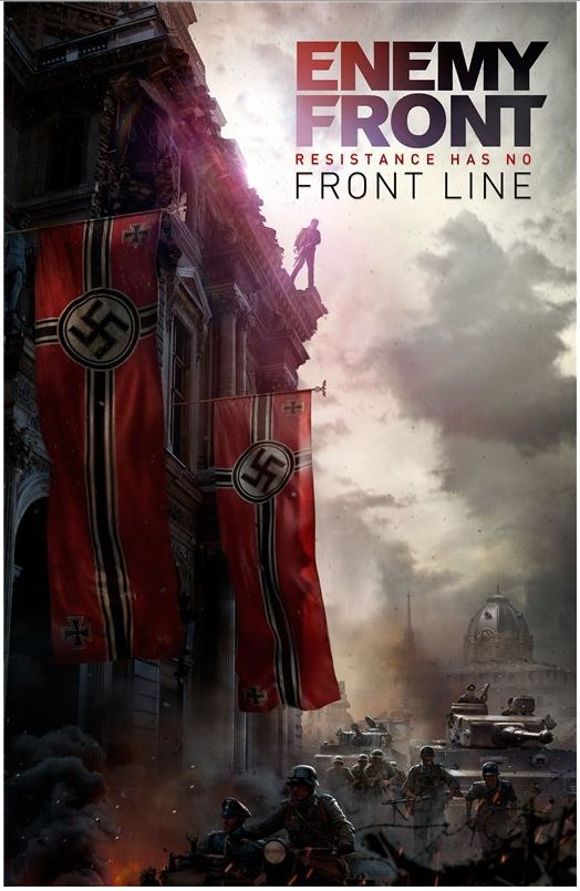 Enemy Front [2014, ENG/RUS] [RePack]